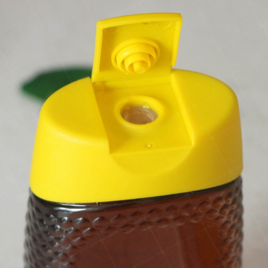 Pure Natural Buckwheat Honey 500g Silicon Lid Bottle