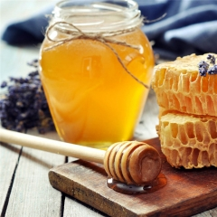 Raw Sunflower honey